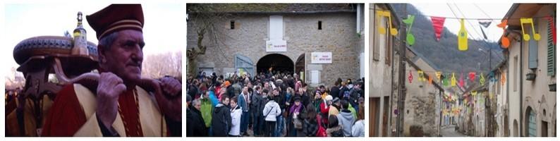 Une bouteille de vin Jaune millésime 1774 a trouvé acquéreur pour la somme de 57 000 euros, lors de la Percée 2011 ! (Crédit photos David Raynal et D.R.)