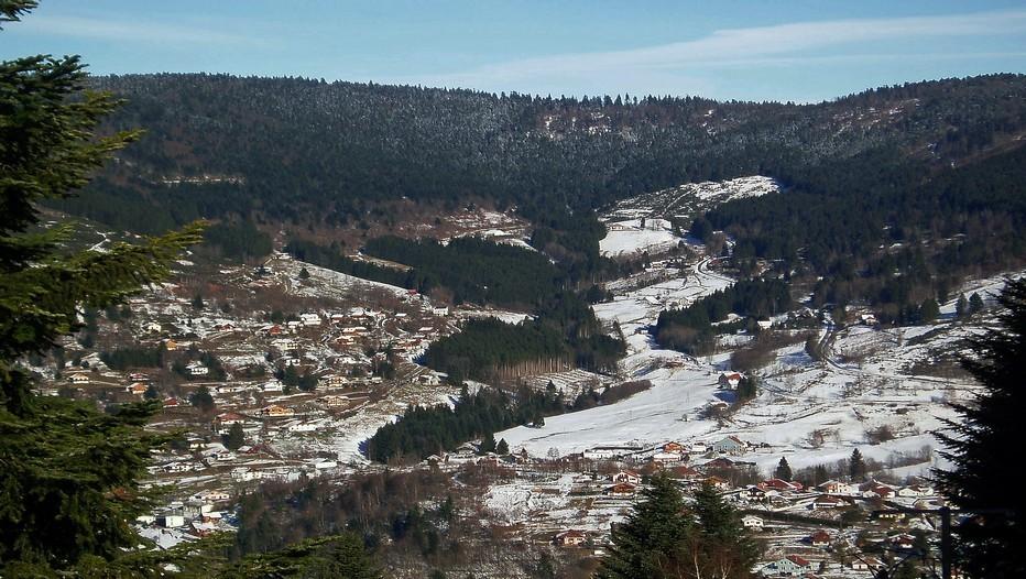 Le massif des Hautes-Vosges (Photo DR)