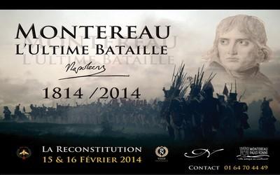 C'est au cœur de cette campagne de France que, le 18 février 1814, Napoléon remporte à Montereau (Seine et Marne) sa dernière grande victoire