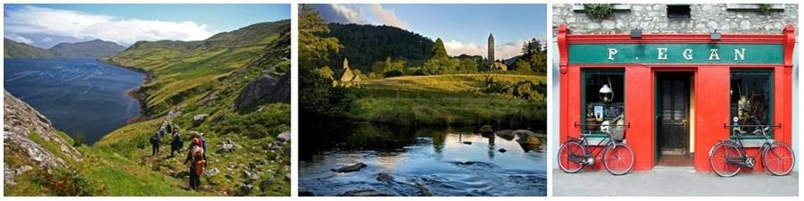 Le Connemara, cette belle contrée d'Irlande, située à l'extrême ouest du pays. (Photos Tourisme Ireland)