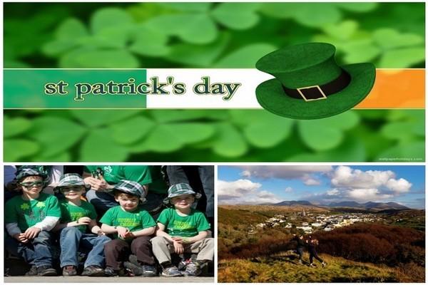 Le 17 mars jour de la Saint-Patrick, une fête célébrée dans de nombreuses parties du monde (Photos DR)