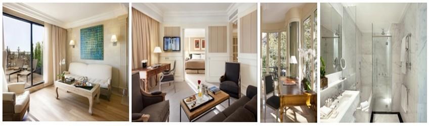 Le Majestic Hotel & Spa, vient d'achever la rénovation la plus ambitieuse de son histoire (D.R.)