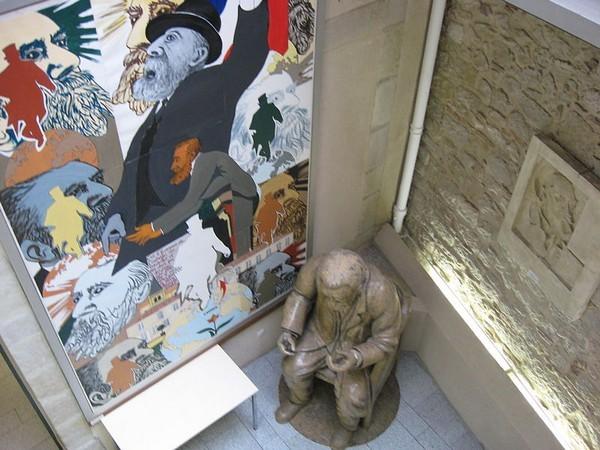 Exposition au Musée Jean-Jaurès de Castres (Crédit photo DR)