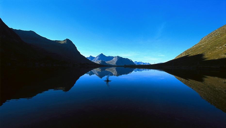 Partez dans l'achipel des Lofoten faire une cure de luminothérapie (Crédit photo Tourism Norway).