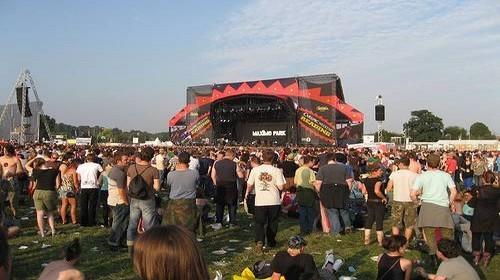 Reading & Leeds Festival, est un des  seuls festivals rock britanniques en mesure de présenter de grands artistes. (Crédit photo DR)