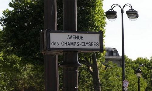 Paris capitale du shopping sur sa célèbre Avenue des Champs-Elysées (Crédit photo DR)