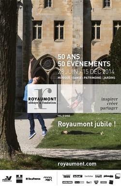 La fondation Royaumont fête ses 50 ans !