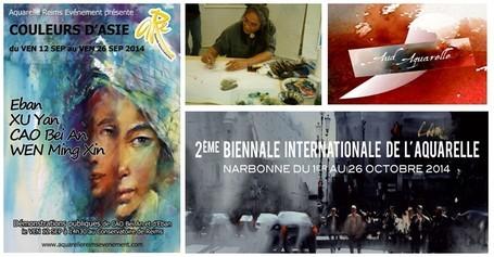 24ème édition du FIG à Saint-Dié-des-Vosges : Encres de Chine, à l'Espace Vespucci !