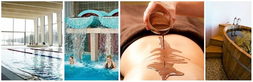 La plupart des spas utilisent pour leurs protocoles de soins : la tourbe, la boue et l'eau d'Estonie, qui sont connues depuis des siècles pour leurs propriétés thérapeutiques (Crédit photos DR)