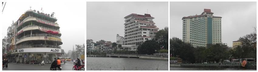 À la faveur de réformes décisives adoptées dans les années 1990, le Vietnam  s'est sensiblement transformé.  en 2003, cinq cent mille touristes viennent parcourir le pays. (Crédit photos www.monique-abellard.fr)