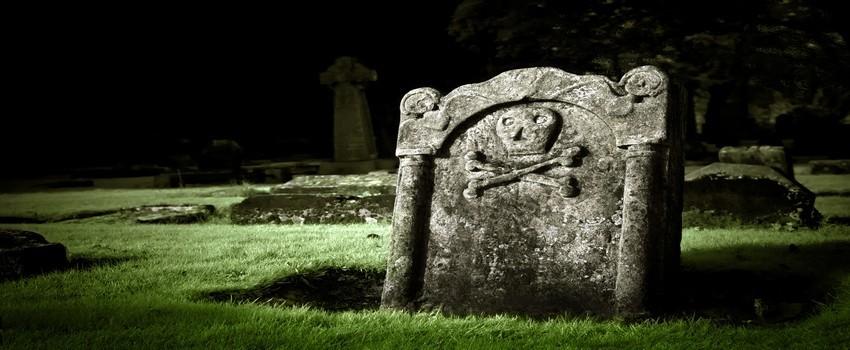 A l'origine, le jour du Samhain enterrait l'année celtique et donnait l'occasion aux esprits de venir hanter les maisons des vivants. (Crédit photo DR)