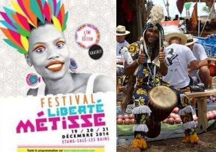 Initié par la Région Réunion en 2010, le festival Liberté Métisse revient pour sa 5e édition sur la plage de l'Etang-Salé-les-Bains. (Crédit photos DR)