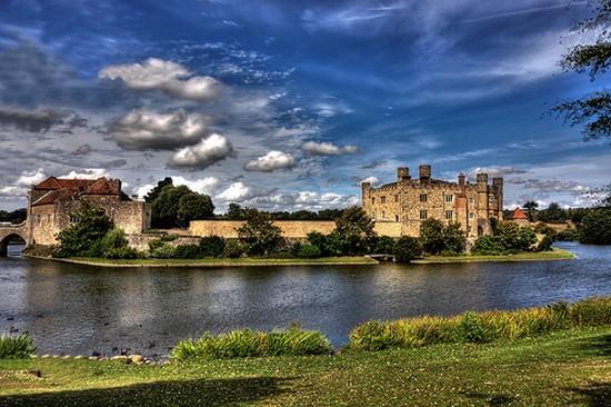 Noël au château de Leeds  (Crédit photo DR)