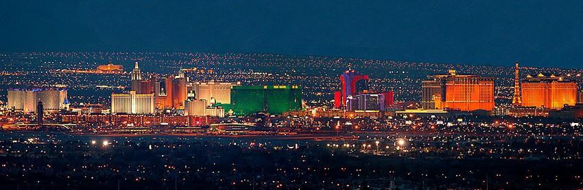 Les tendances actuelles prévoient que Las Vegas pourrait atteindre les 41 millions d'ici au 31 décembre prochain. Le record précédent remonte à 2012 avec 39 727 000 touristes (Crédit photo DR)