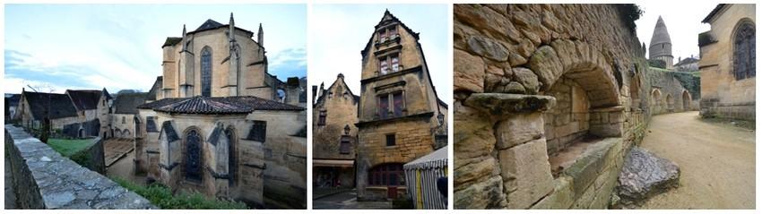 Située au cœur du Périgord Noir, la cité de Sarlat a su conserver l'intégrité de ses bâtiments anciens et constitue aujourd'hui l'un des plus beaux ensembles médiévaux grâce notamment aux initiatives d'André Malraux. (Crédit photos David Raynal)