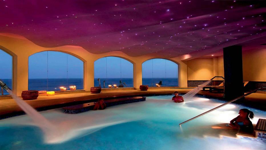 L'Egypte, depuis l'antiquité, le pays du bien-être comme ici à Charm El Cheikh le magnifique Spa SPA-Reef-Blue-Bay-Sharm (Crédit photo DR)