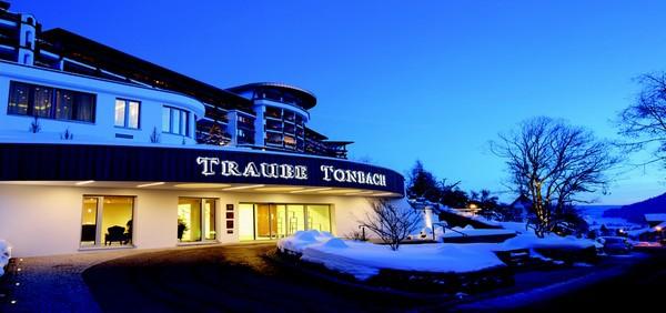 Le Taube Tonbach*****, un hôtel de légende en pleine Forêt-Noire (Crédit photo DR)
