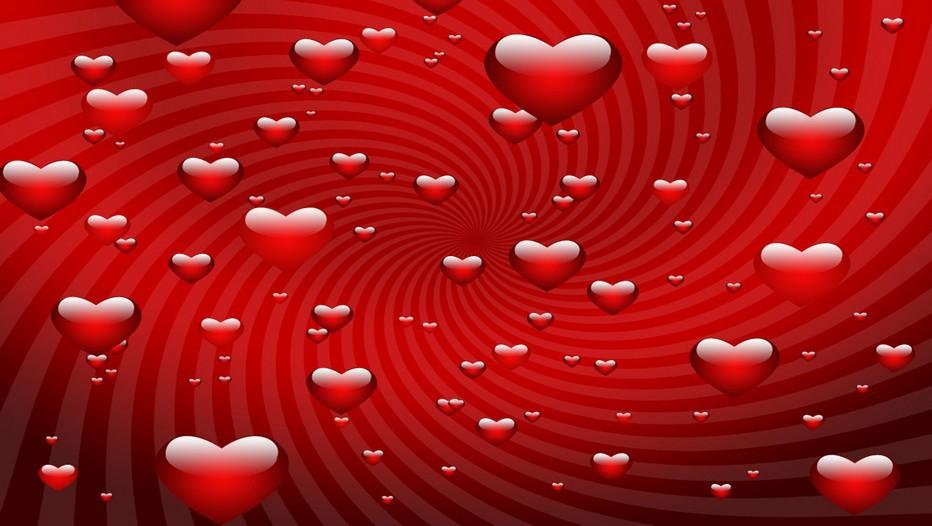 Des coeurs pour la Saint-Valentin (Crédit photo DR)
