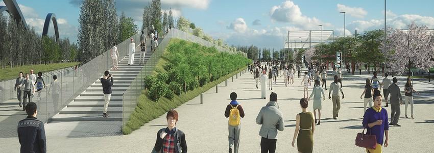 Expo Milano 2015 : découvrez en avant-première le Pavillon France !