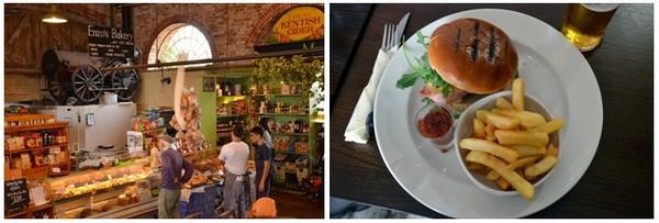 L'origine du sandwich tient vraisemblablement son nom de John Montagu, quatrième comte de Sandwich dans le Kent. (Crédit photos David Raynal)