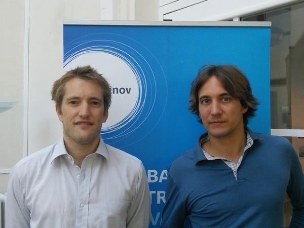 Bertrand Altmayer et Benoît Richard, les fondateurs de Marcel (Crédit photo DR)l