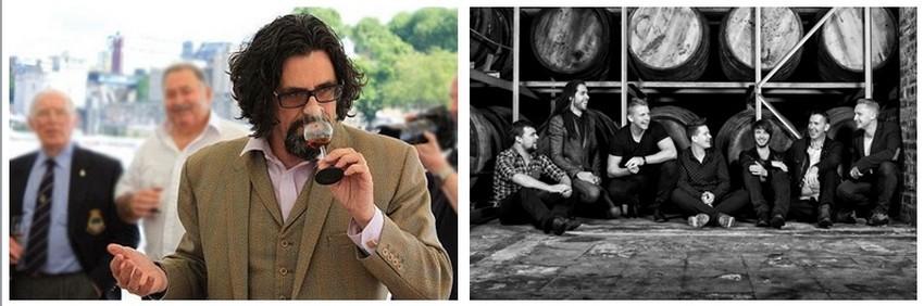 Chaque année, les organisateurs invitent les plus grands acteurs de l'industrie du whisky en Ecosse à Stirling, au cœur de l'Ecosse (Crédit photos CphpBBGroup)
