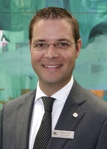 Nicolaas Houwert – DG du Hilton Orly Aéroport (Crédit photo DR)