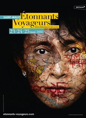 Festival Etonnants Voyageurs : la grande marée des lecteurs.