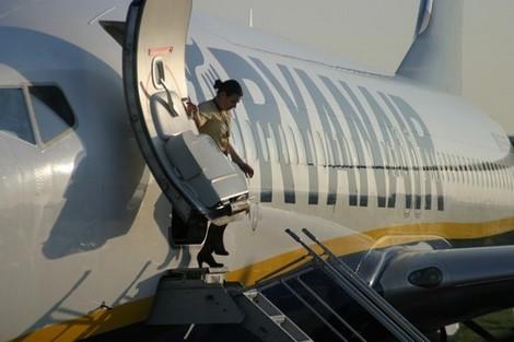 le 1er Mai 1997, une date marquante pour l'aéroport, avec l'arrivée de la compagnie low-cost Irlandaise Ryanair (© DR)