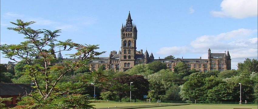 Kelvingrove Park  l'un des espaces verts les plus populaires de Glasgow  (Crédit photo www.visitscotland.com/Ecosse)