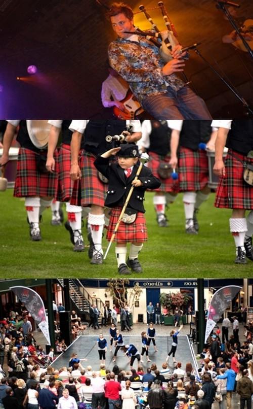 Festivals d'été à Glasgow (Crédit photos DR)