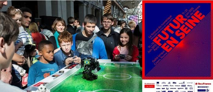 Futur en Seine : tout pour la musique numérique !