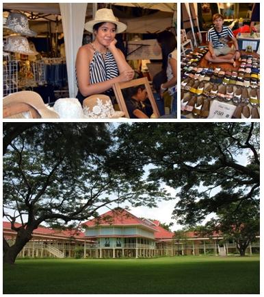 En 1920, le Roi Rama VII fit construire un premier palais d'été, créant ainsi la vogue de Hua Hin comme retraite favorite de l'aristocratie thaïlandaise pendant les fortes chaleurs estivales de Bangkok. (Crédit photo : David Raynal/DR)