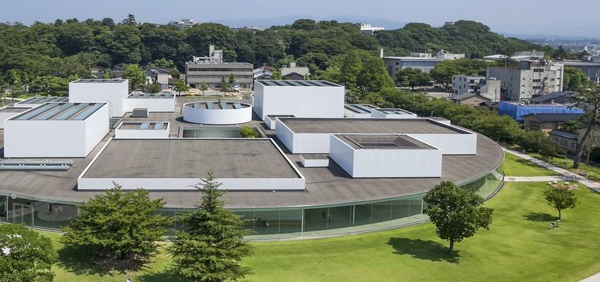 A Kanasawa se trouve le « Musée d'art contemporain du 21e siècle », l'un des plus réputés du Japon. (Crédit photo Mathis Cros)