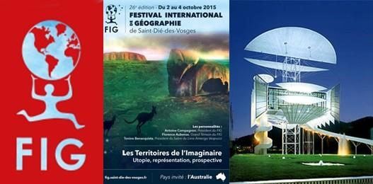 FIG 2015 : des territoires imaginaires aux couleurs de l'Australie.