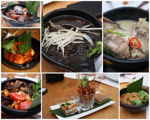 Toutes les saveurs de la cuisine indonésienne (Crédit photo DR)