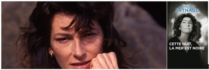 Photo et dernier roman de la navigatrice Florence Artaud, récemment disparue (Crédit photos DR)