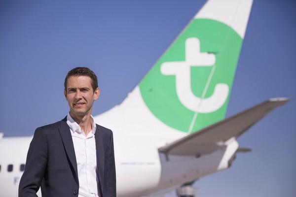 Hervé Kozar, Directeur Général Adjoint Commercial France chez Transavia (Crédit photo DR)
