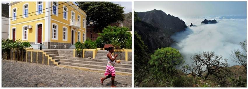 Les îles du Cap-Vert, l'une des destinations fétiches de l'Agence de voyages  Héliades (Crédit photo DR)