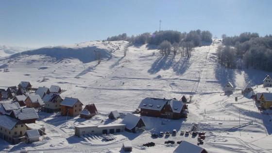 Pour les vacances d'hiver une bonne occasion pour découvrir la station de ski  de Brezovica située dans le Monténégro © DR