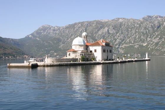 Montenegro : Perast village sur les Bouches de Kotor et Budva  © Richard Bayon.