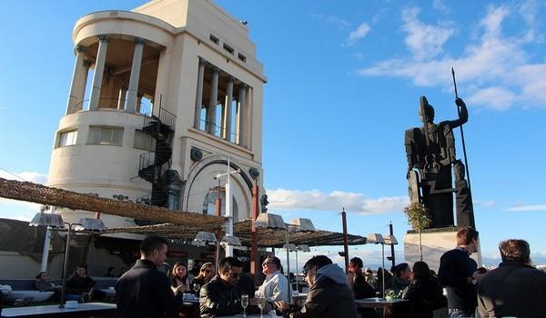 Le Circulo de Bellas Artes est l'un des centres culturels privés les plus importants d'Europe, connu pour son ouverture vers les courants artistiques les plus marquants et les plus novateurs. . © David Raynal