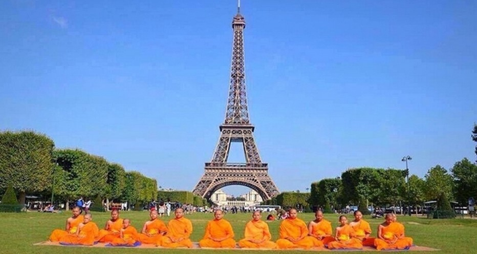 Attentats paris messages de soutien de green cross et - Office national du tourisme de thailande ...