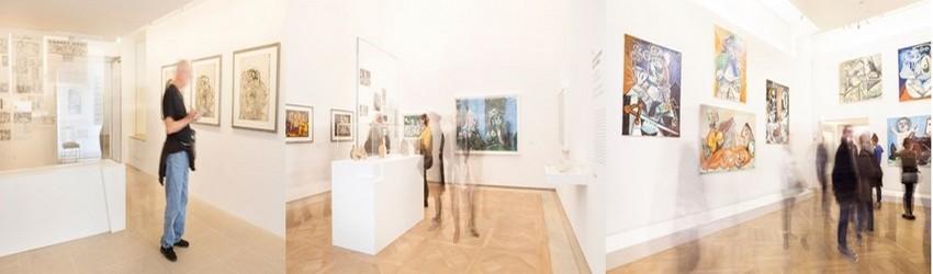 Le Musée national Picasso - Paris conserve une collection couvrant toutes les périodes de sa création et tous les domaines.