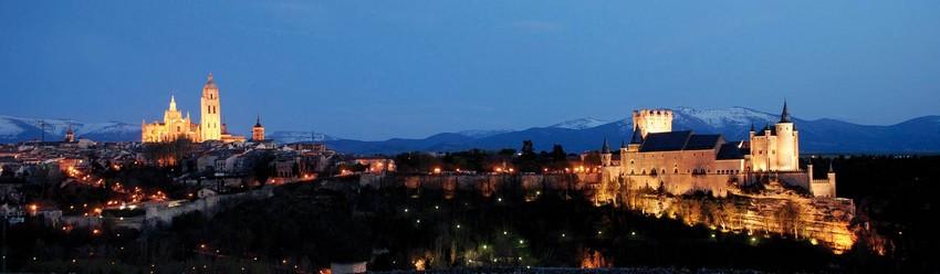 Les paradors , le plaisir de séjourner en Espagne dans les édifices historiques transformés en hôtels dans les plus belles villes du pays. Comme Salamanque, Avila et Ségovie, toutes trois inscrites au Patrimoine mondial.  © DR