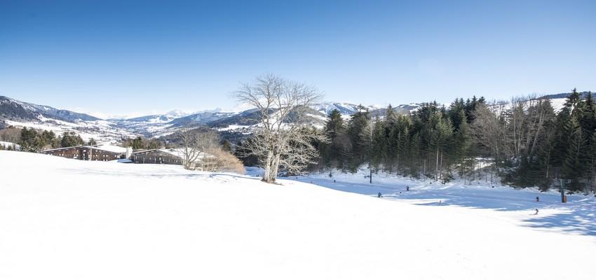 """Un séjour pour tous aux"""" balcons du Mont-Blanc """"(Savoie – Saint-Nicolas-la-Chapelle) nouvelle destination de Vacances ULVF. © webCrespeau- vacances-ulvf.com"""