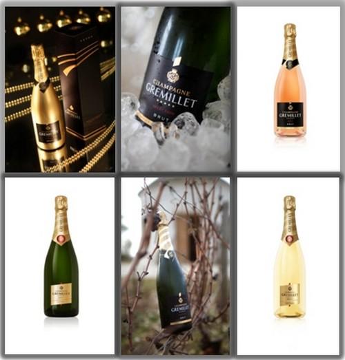 Chaque magnum est un aperçu de la quintessence du champagne Grémillet.Élégant, prestigieux et festif, il invite à la découverte d'un champagne d'exception.  © DR