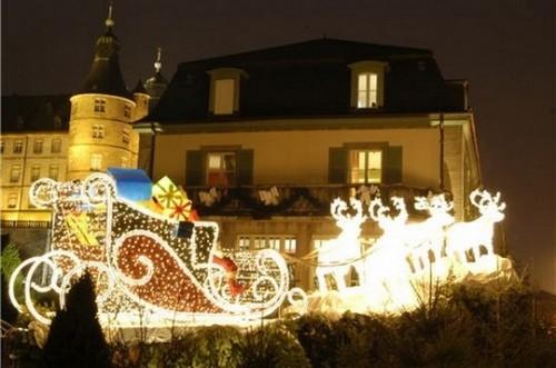 Fête la Table jusqu'au 20 décembre : Ateliers culinaires, cooking shows, animations, marché de Noël, espace pour les enfants… le fête chaque année met la ville de Lxeuil-les-Bains en ébullition.  © DR