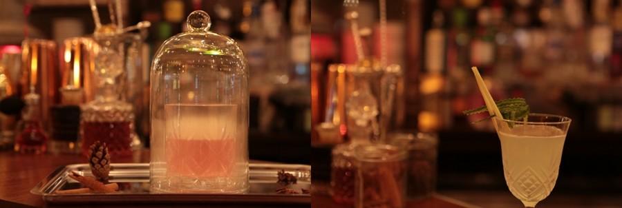le Spicy propose également à ses clients des cocktails parfumés  aux épices du monde. ©LESPICYHOMEPARIS