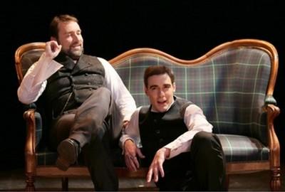 """Actuellement au Théâtre Lucernaire : """" Le Portrait de Dorian Gray """" (Photo Lot)"""